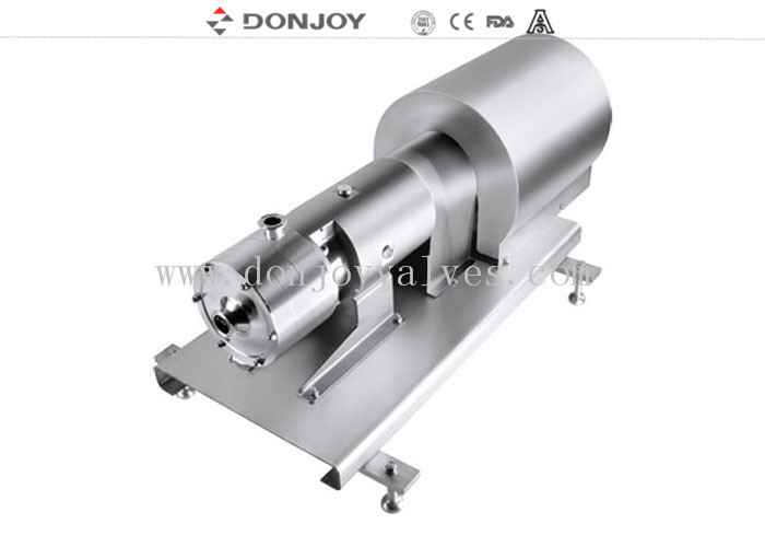 Multi Stage High Purity Pumps Homogeneous Softening Pump For soymilk and cheese