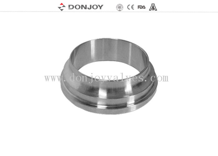 SUS304 Stainless Steel Sanitary Fittings / Union part DIN 11851 Male liner